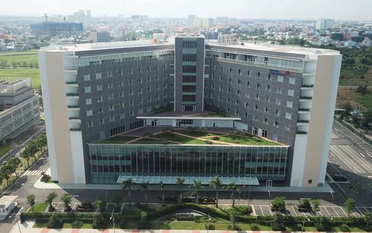 TP HCM: Bệnh viện 1.500 tỉ đồng nhận khám BHYT mọi nơi - Ảnh 1.
