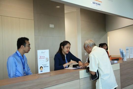 TP HCM: Bệnh viện 1.500 tỉ đồng nhận khám BHYT mọi nơi - Ảnh 2.