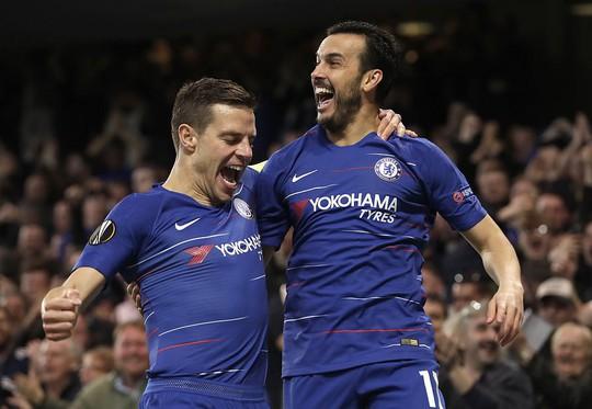 Rượt đuổi 7 bàn, Chelsea suýt trả giá đắt tại Europa League - Ảnh 3.