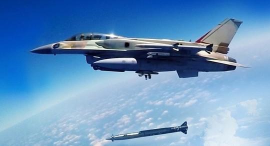 """Israel dùng tên lửa mới """"qua mặt được S-300"""" ở Syria - Ảnh 1."""