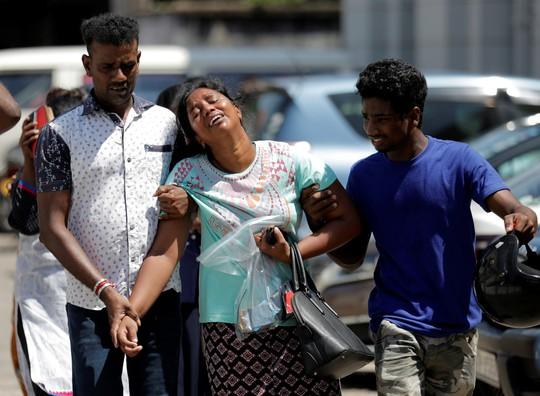 Nguy cơ bùng phát bạo lực khắp Sri Lanka - Ảnh 1.