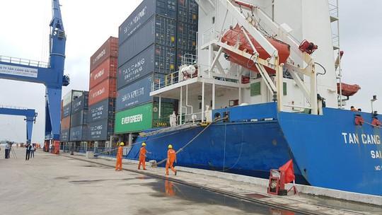 Khẩn trương gỡ vướng logistics cho ĐBSCL - Ảnh 1.