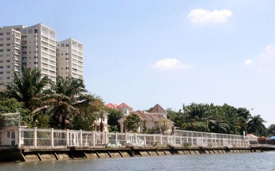 [ĐIỀU TRA] Rắp tâm lấn chiếm bờ sông Sài Gòn: UBND TP HCM chỉ đạo gấp rút rà soát - Ảnh 1.