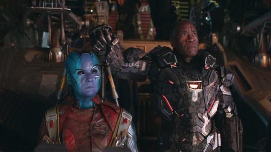 """""""Avengers: Endgame"""": Bi tráng và cảm xúc! - Ảnh 3."""