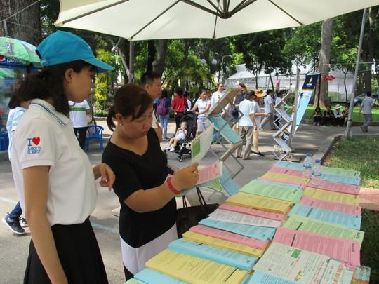 Festival Hoa lan TP HCM khai mạc, miễn phí cho khách tham quan - Ảnh 12.