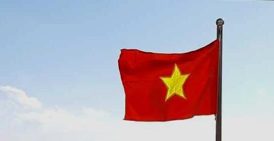 Đặc biệt lễ chào cờ ở Trường Sa của Việt kiều từ khắp nơi trên thế giới - Ảnh 13.