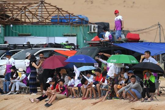 Quá hấp dẫn giải đua xe địa hình sa mạc ở Ninh Thuận - Ảnh 9.
