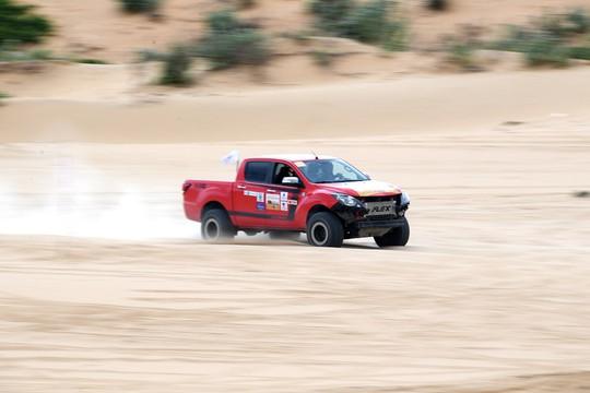 Quá hấp dẫn giải đua xe địa hình sa mạc ở Ninh Thuận - Ảnh 7.