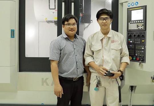 Điện - Điện tử: Ngành học dành cho những người đam mê máy móc - Ảnh 1.