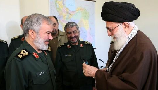 Iran sẽ xem quân đội Mỹ không khác gì IS? - Ảnh 1.