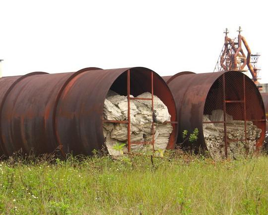 Cận cảnh nhà máy thép 1.700 tỉ đồng bỏ hoang đem đấu giá chỉ hơn 100 tỉ đồng - Ảnh 5.
