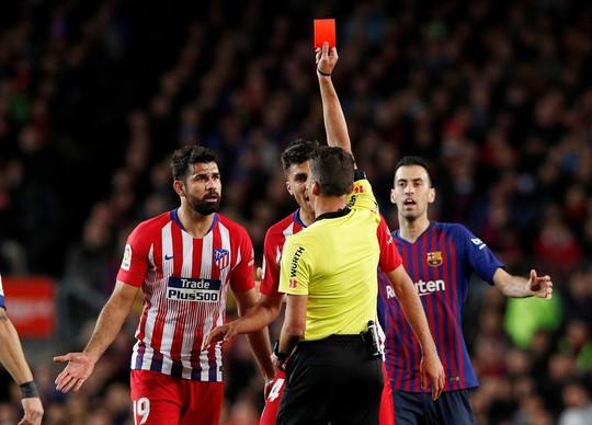 Thẻ đỏ Diego Costa định đoạt trận chung kết sớm La Liga - Ảnh 5.