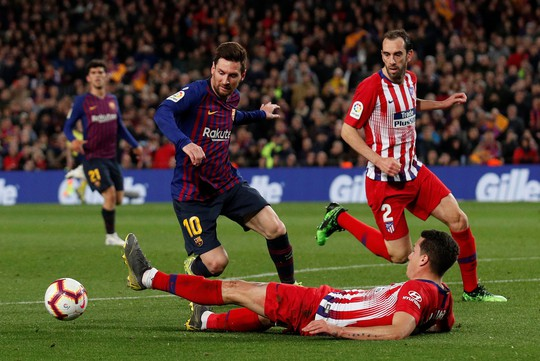 Messi được đồng đội ca tụng hết lời - Ảnh 2.