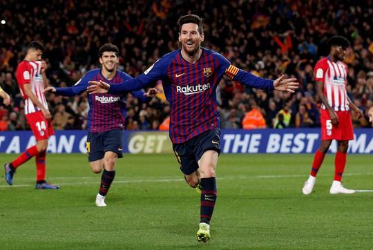 Messi được đồng đội ca tụng hết lời - Ảnh 3.