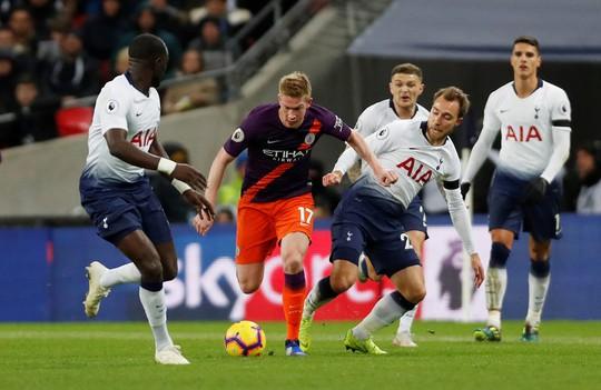 Tottenham - Man City: Thách thức tham vọng ăn 4 - Ảnh 1.