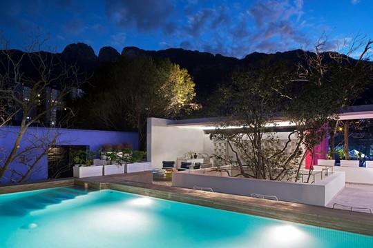 Ngôi nhà đẹp như một bức tranh rực rỡ sắc màu - Ảnh 12.