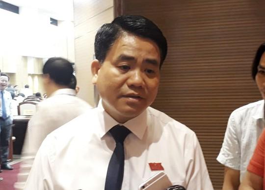 Chủ tịch Hà Nội nói gì về kết luận thanh tra vụ xẻ thịt đất rừng Sóc Sơn? - Ảnh 1.