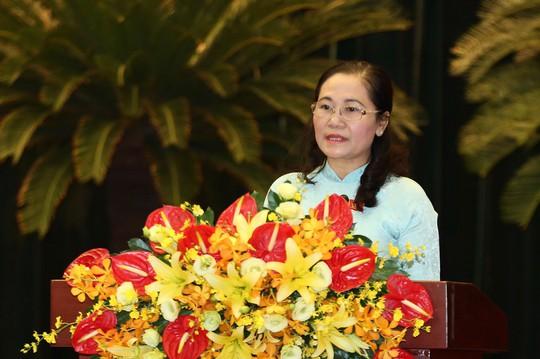 Sáng nay, HĐND TP HCM họp bất thường bầu Phó Chủ tịch UBND TP - Ảnh 1.