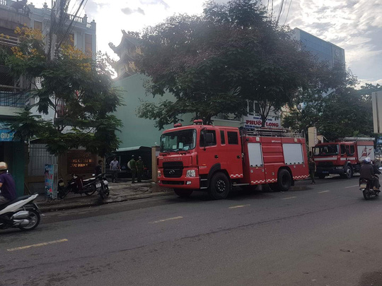 Giám đốc Văn phòng Đăng ký đất đai Bình Định nói gì về vụ cháy cơ quan? - Ảnh 2.