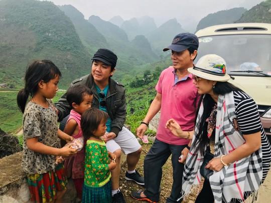 Vì Chuyện tình Khau Vai, nghệ sĩ phải khăn gói lên miền núi Hà Giang - Ảnh 11.