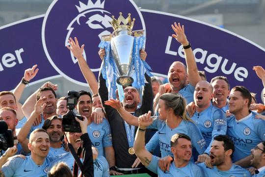 UEFA sắp tước quyền tham dự Champions League của Man City - Ảnh 1.