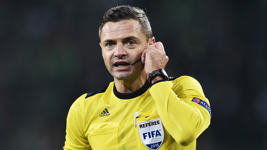 Vua áo đen thổi trận chung kết Champions League có gì đặc biệt? - Ảnh 2.