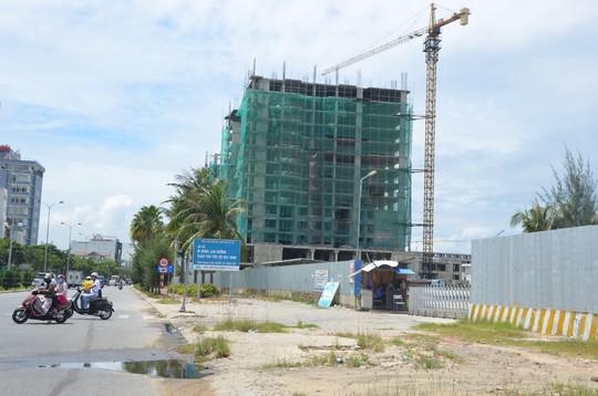 Đà Nẵng: Nhiều dự án đóng băng do thanh tra - Ảnh 1.