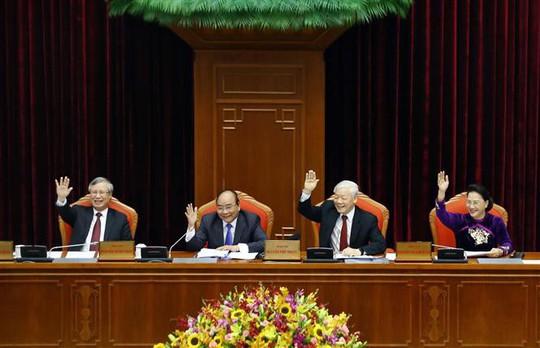 Cận cảnh khai mạc Hội nghị Trung ương 10 - Ảnh 2.