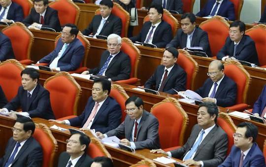 Cận cảnh khai mạc Hội nghị Trung ương 10 - Ảnh 24.