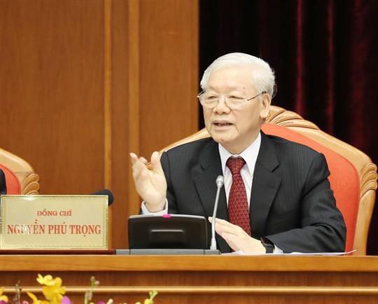 Cận cảnh khai mạc Hội nghị Trung ương 10 - Ảnh 6.