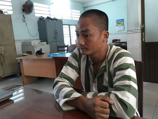 TP HCM: Bắt tài xế hủy hoại tài sản ở trạm BOT KCN Vĩnh Lộc - Ảnh 1.