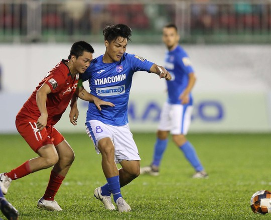 Trận đấu định đoạt suất lên tuyển của CLB TP HCM: Thầy Park tìm người thay Duy Mạnh - Ảnh 2.