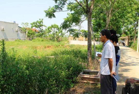 Chia chác 8 lô đất, cựu bí thư và chủ tịch xã ở Thanh Hóa bị bắt giam - Ảnh 2.