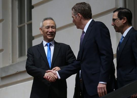 Đàm phán thương mại Mỹ - Trung có nguy cơ đổ vỡ? - Ảnh 1.
