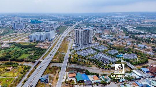 Săn dự án ăn theo tuyến đường 800 tỉ sắp thông xe - Ảnh 1.