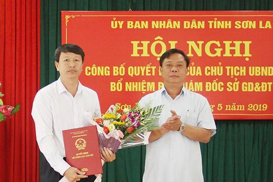 Sau gian lận thi cử, Sơn La có thêm 1 phó giám đốc Sở GD-ĐT - Ảnh 1.
