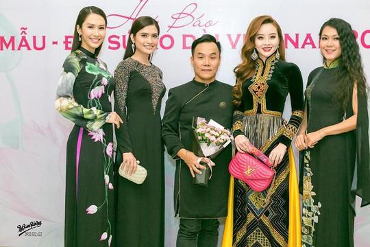 Cuộc thi Người mẫu - Đại sứ áo dài Việt Nam: Vinh danh áo dài - Ảnh 2.