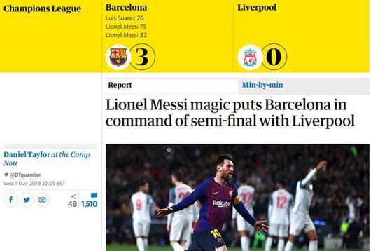 Phù thủy Messi và ma thuật từ đôi chân thiên tài - Ảnh 8.