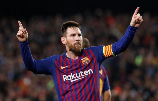Messi ghi bàn thắng thứ 600, Liverpool thua thảm Barcelona - Ảnh 3.