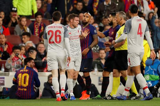 Messi ghi bàn thắng thứ 600, Liverpool thua thảm Barcelona - Ảnh 4.