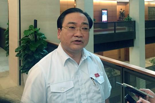 Bí thư Thành ủy Hà Nội nói gì về vụ Nhật Cường Mobile? - Ảnh 1.