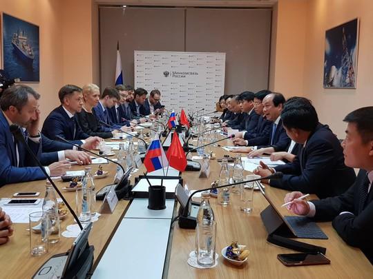 Nga sẽ hỗ trợ Việt Nam xây dựng chính phủ điện tử và an ninh mạng - Ảnh 1.