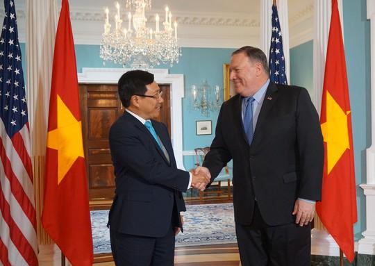 Việt - Mỹ tăng cường trao đổi đoàn các cấp, đặc biệt là đoàn cấp cao - Ảnh 2.