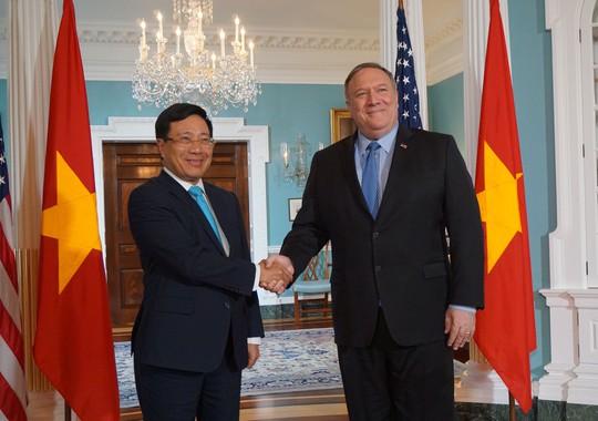 Việt - Mỹ tăng cường trao đổi đoàn các cấp, đặc biệt là đoàn cấp cao - Ảnh 1.