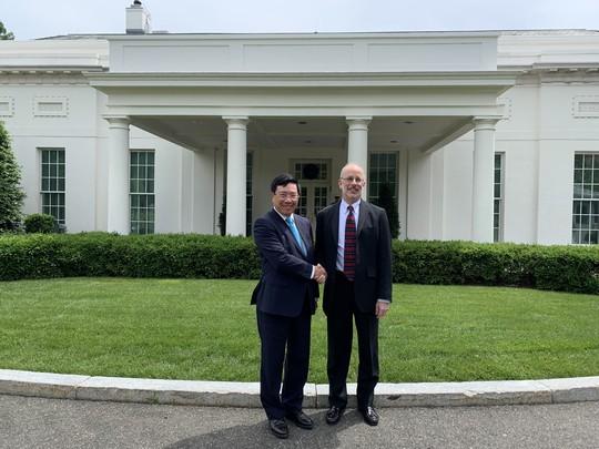Việt - Mỹ tăng cường trao đổi đoàn các cấp, đặc biệt là đoàn cấp cao - Ảnh 4.