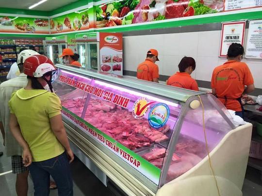 Sagrifood cam kết cung cấp 100% thịt heo sạch - Ảnh 1.