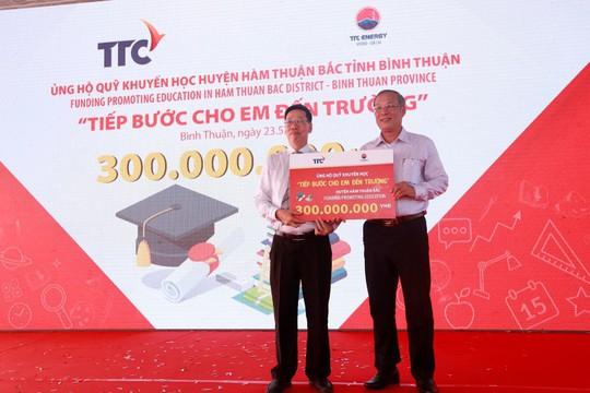 Khánh thành nhà máy điện mặt trời TTC - Hàm Phú 2 - Ảnh 3.