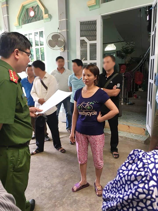 Mẹ nữ sinh giao gà Điện Biên liên quan trực tiếp đến vụ án sát hại con gái mình - Ảnh 2.