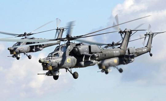 Nga thử nghiệm hơn 100 loại vũ khí mới ở Syria - Ảnh 2.