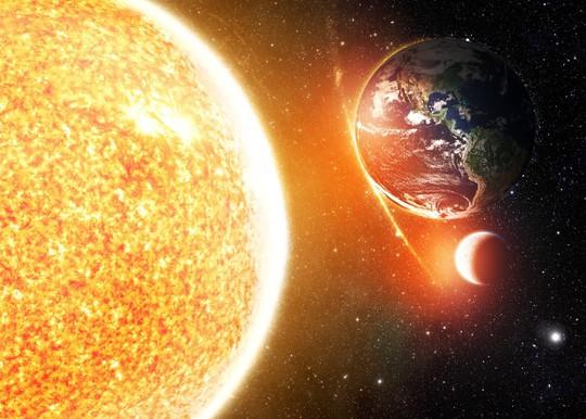 Mặt trời thay đổi, Sao Hỏa dễ sống hơn trái đất? - Ảnh 1.